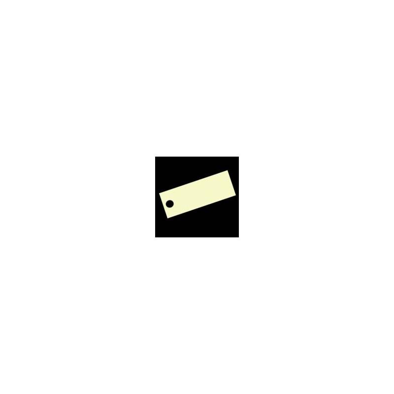 étiquette dragées rectangle